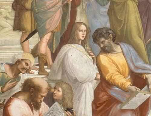 Arété de Cyrène : le parcours à redécouvrir d'une femme de l'antiquité